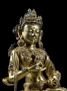 La diosa que vino del Tíbet