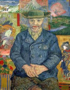Van Gogh, fascinado por Japón