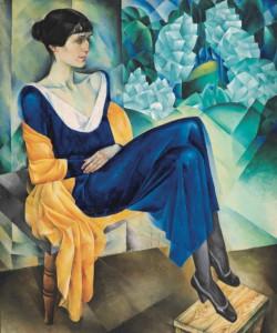 Musa del llanto – Colección Museo Ruso, Málaga. Hasta el 1 de marzo