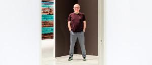 Juan Uslé, transitar la pintura