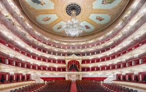 Candida Höfer, el teatro del mundo