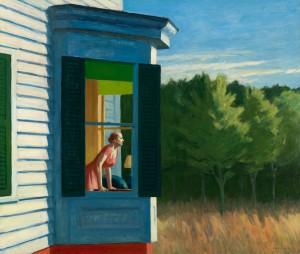 Hopper y sus paisajes del alma