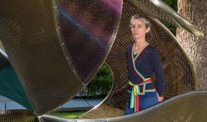 Blanca Muñoz: «Me inspiran los artistas que hacen de la necesidad virtud»