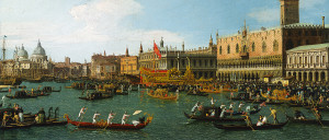 El ocaso de Venecia