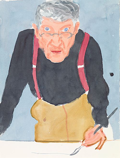 139_Self-Portrait-with-Red-Braces,-2003-1