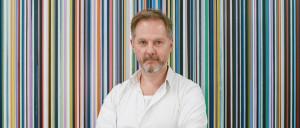 Ian Davenport, la música del color