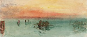 Turner, virtuoso del instante sublime