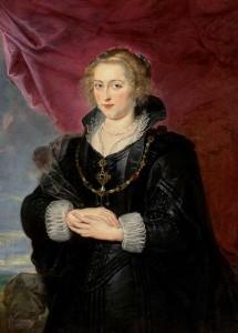 Rubens oculto y revelado