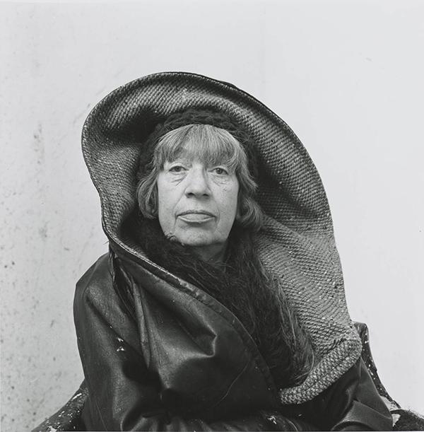 LEE-KRASNER-Photograph-by-Irving-Penn-Lee-Krasner-Springs-NY-1972-The-Irving-Penn-Foundation
