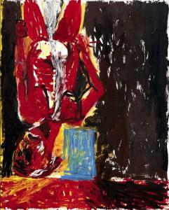 Baselitz homenajea a Munch