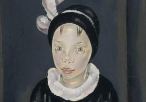 María Blanchard, como una sombra