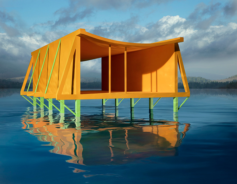 Orange-House-on-Water_2019