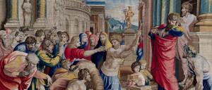 Los tapices apostólicos de Rafael