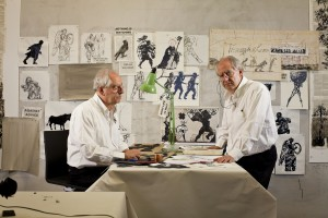 William Kentridge, sombra y realidad