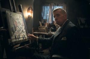 «Sólo un hombre que pinta»