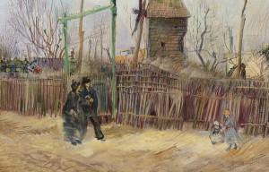 El Montmartre de Van Gogh