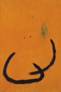 El Miró de André Breton