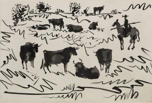 Los cuadernos de Picasso – Museu Picasso, Barcelona. Hasta el 4 de abril