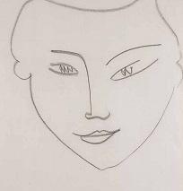 Un dibujo de Matisse a subasta