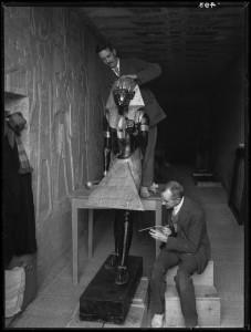 Egiptomanía – Museo Etnológico, Barcelona. Hasta el 15 de junio