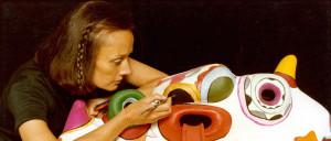 Niki de Saint Phalle, directa al corazón