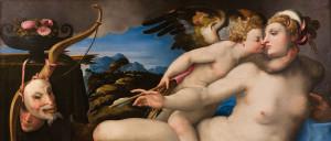 Amores míticos en el Prado