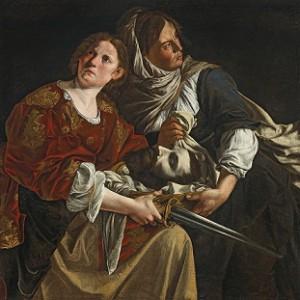 Artemisia, tras la estela de Caravaggio