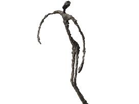 La fatalidad según Giacometti