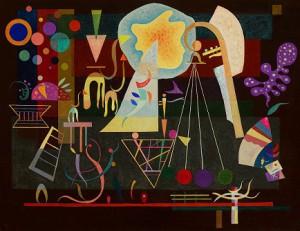Kandinsky y su gran mecenas