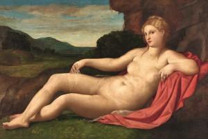 La diosa del amor y la belleza