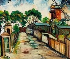 Volver a Montmartre