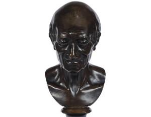 A subasta un busto de Voltaire