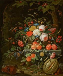 Un viaje olfativo – Mauritshuis, La Haya. Hasta el 29 de agosto