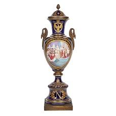 Gran jarrón Napoleón III