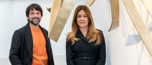 Paso a dos: David Rodríguez Caballero & Marta Regina Fischer